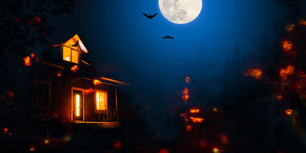 Halloween scares…and architectural disasters